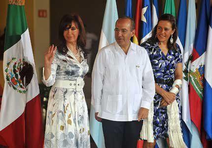 Presidentes de América Latina expresaron su respaldo a Argentina