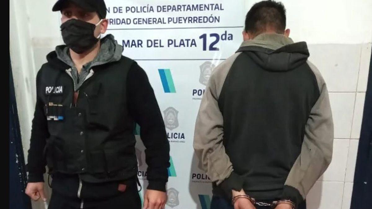 El novio de la hija de la mujer asesinada fue detenido horas después del crimen