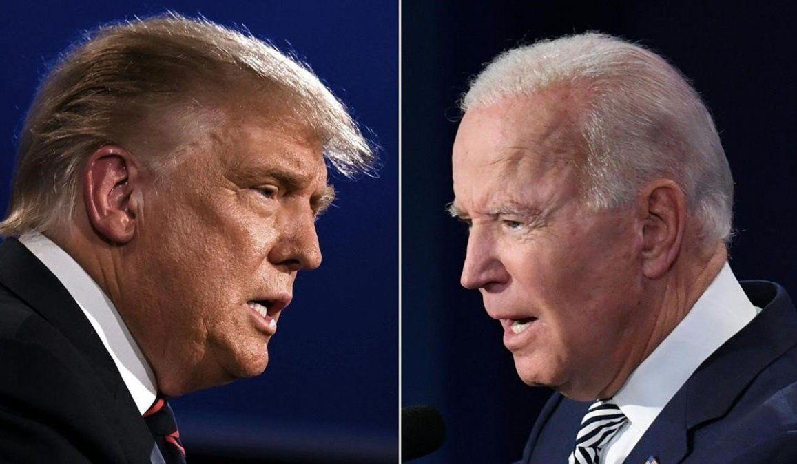Trump vs. Biden: ¿quién será el ganador de las elecciones de Estados Unidos?