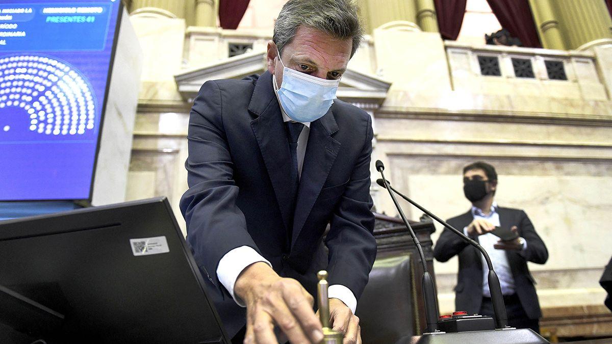 Sergio Massa decidió convocar este miércoles a los representantes de los laboratorios por la negciación de las vacunas.