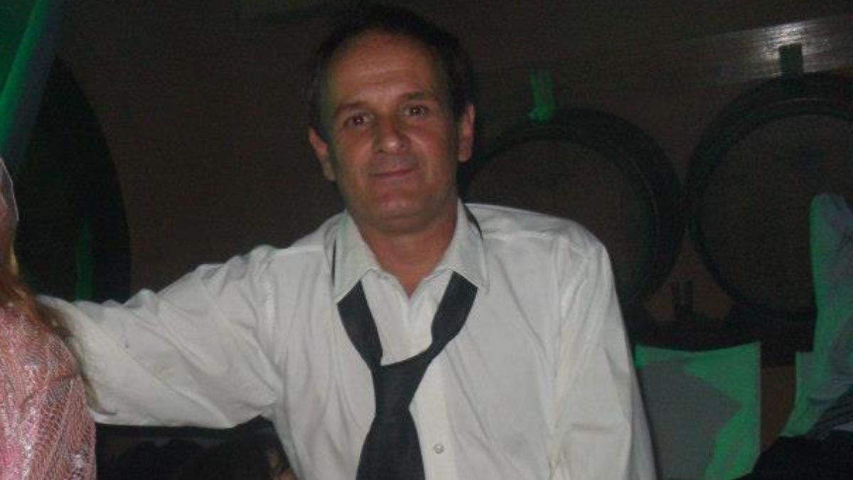 Crimen en Rivadavia: Carlos Marinozzi sufrió un palazo en la cabeza.