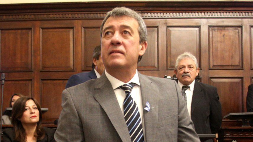 Tres hijos de Adolfo Bermejo fueron detenidos en una fiesta clandestina
