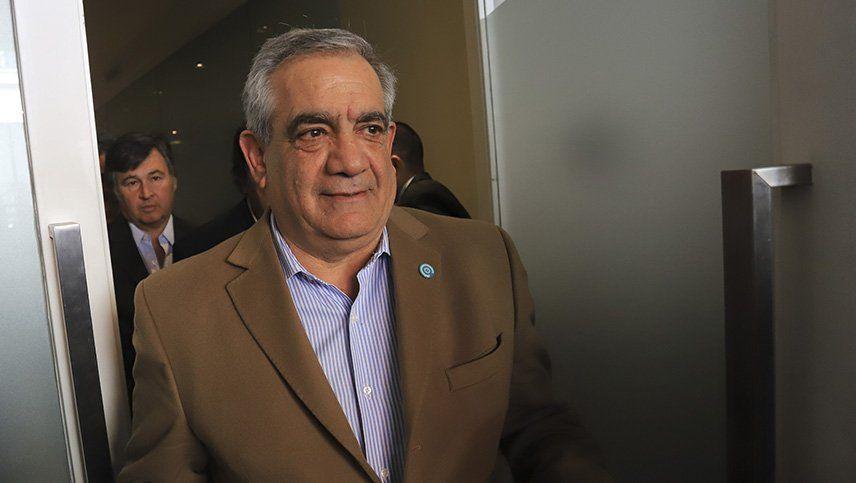 El dirigente Carlos Iannizzotto es candidato a diputado nacional por el Partido Federal tras pasar las PASO de septiembre.