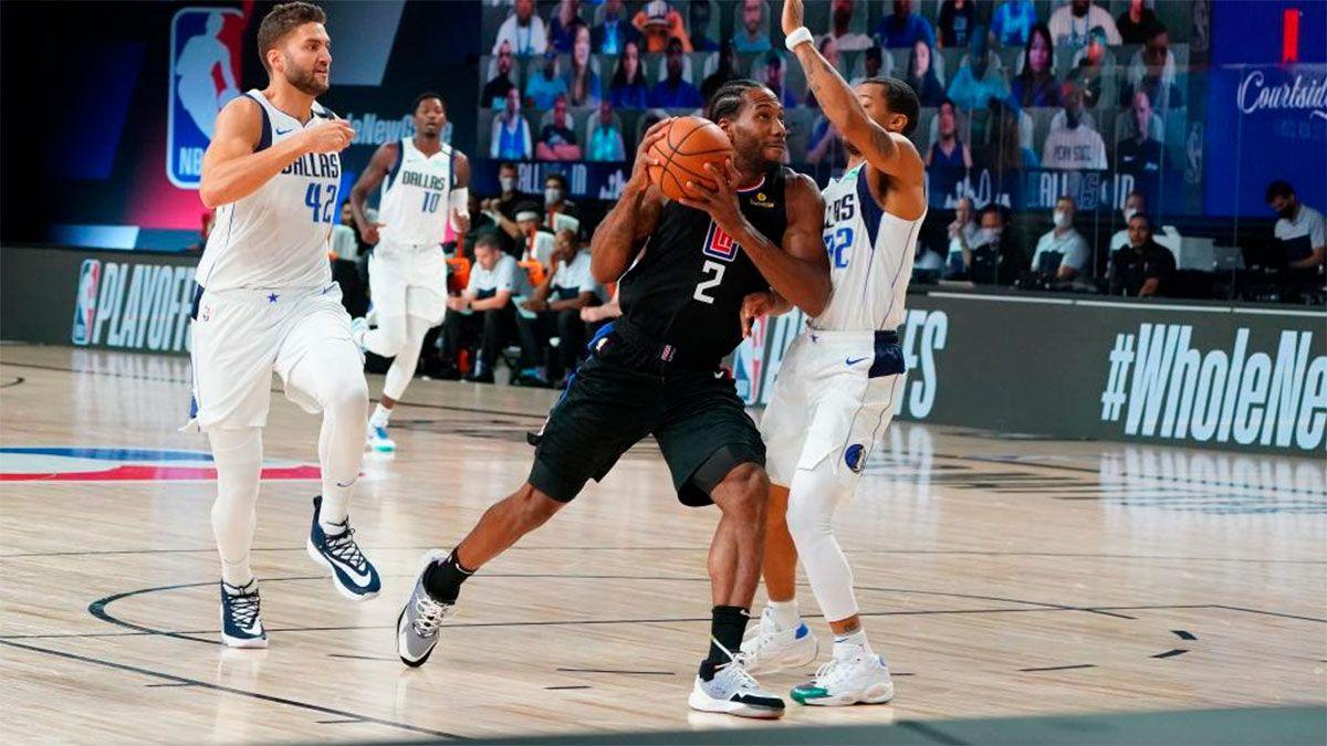 Los Angeles Clippers avanzó a semifinales de Conferencia Oeste.