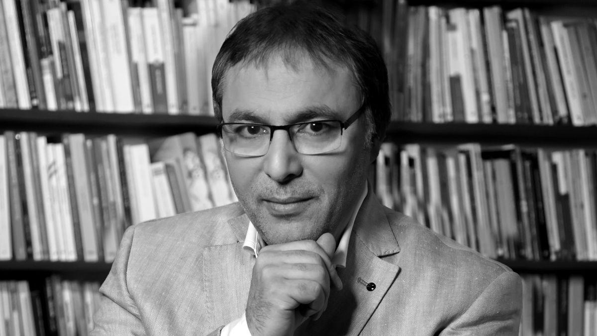 Gabriel Rolón presentó El Duelo en el Ciclo de Escritores