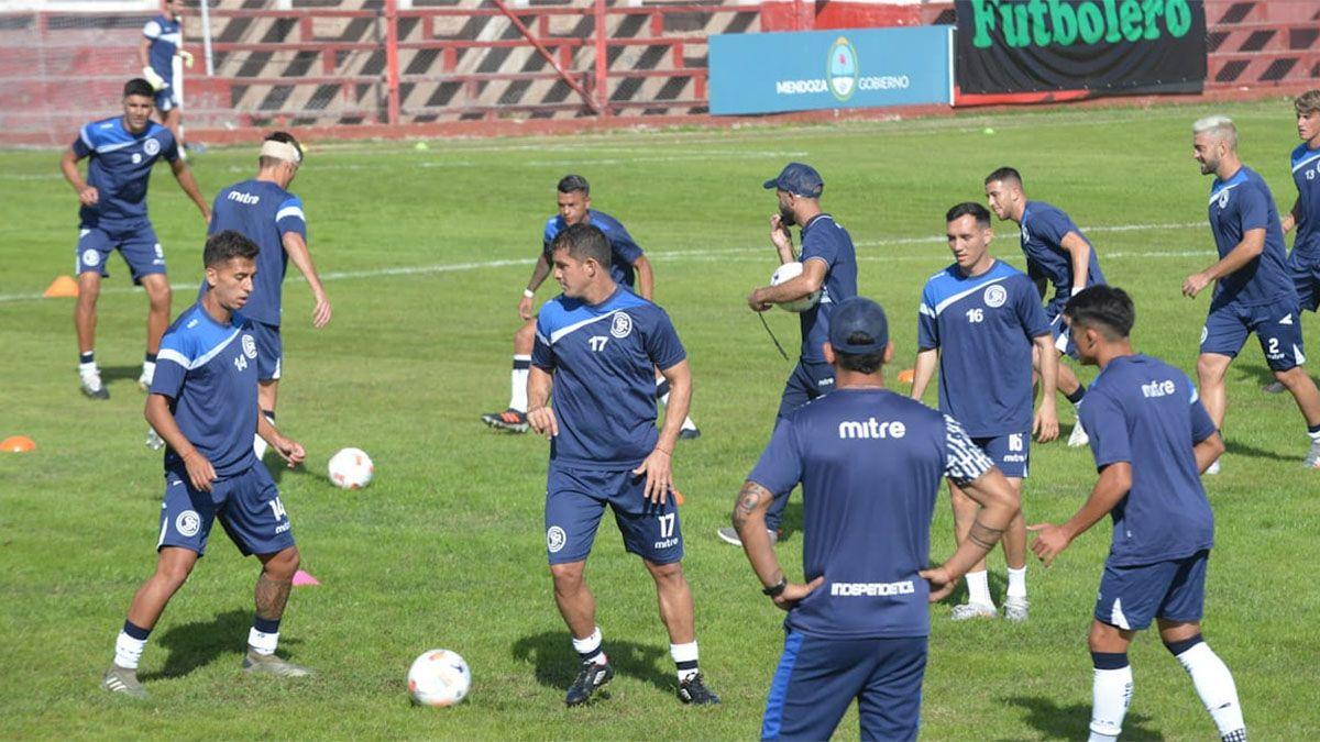 Hubo un cambio de último momento en Independiente Rivadavia