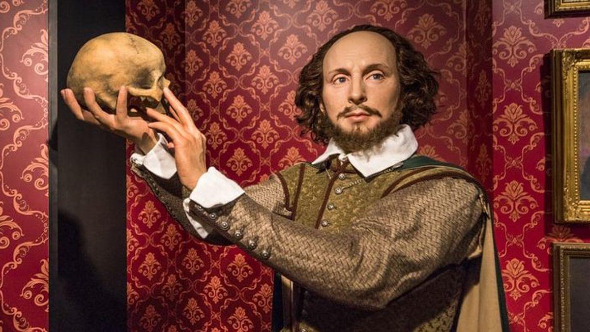 Insólito blooper: contó en vivo la noticia del fallecimiento de William Shakespeare