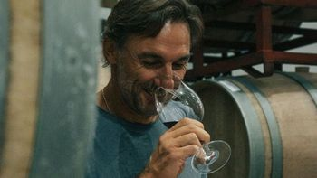 El Flaco Schiavi presentó Último Hombre, su vino mendocino