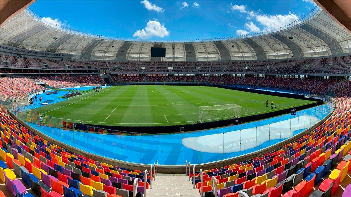 Copa Liga Profesional: las semis y la final ya tienen sede