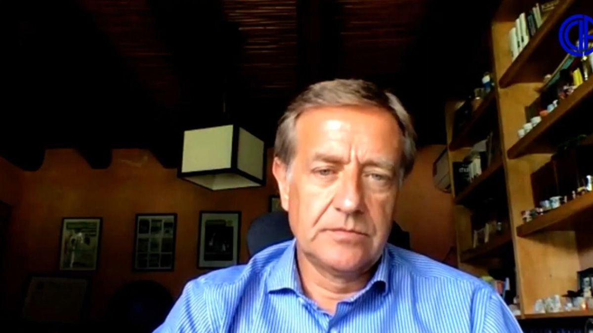 El gobernador Rodolfo Suarez destacó la importancia del sector privado e la reactivación enconómica