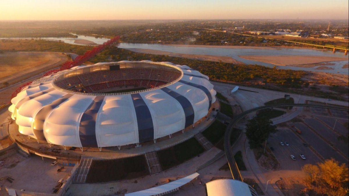 La Selección argentina y Uruguay jugarán en Santiago del Estero