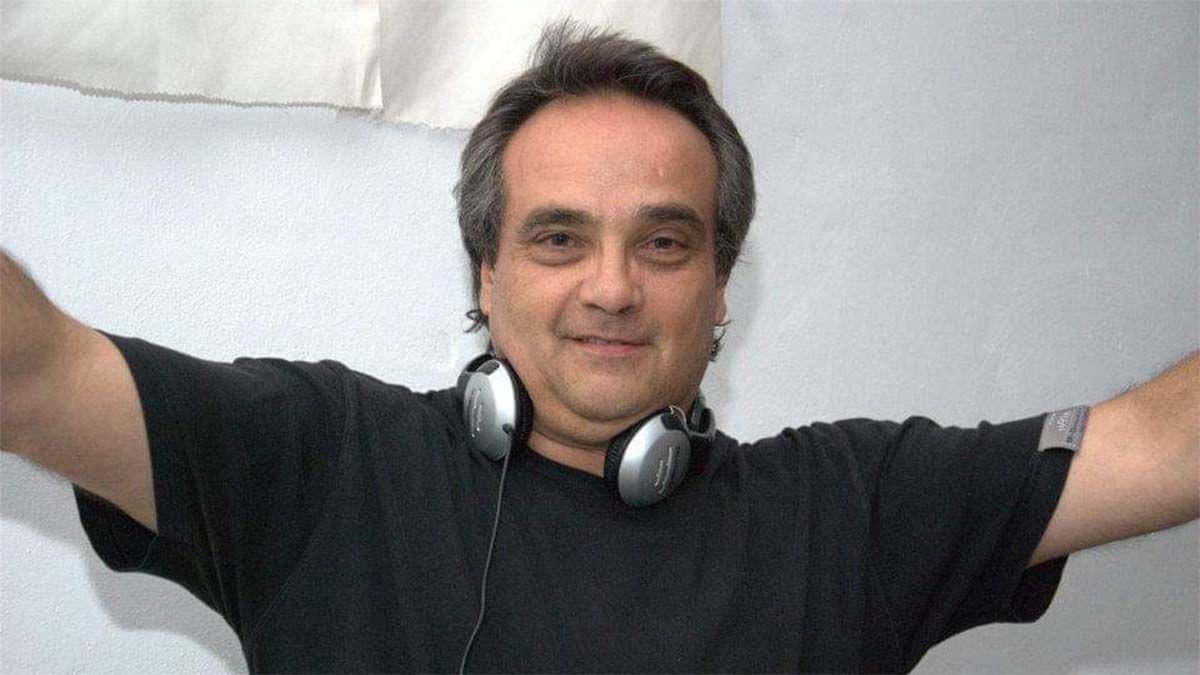 Tristeza por la muerte de un conocido DJ de Mendoza
