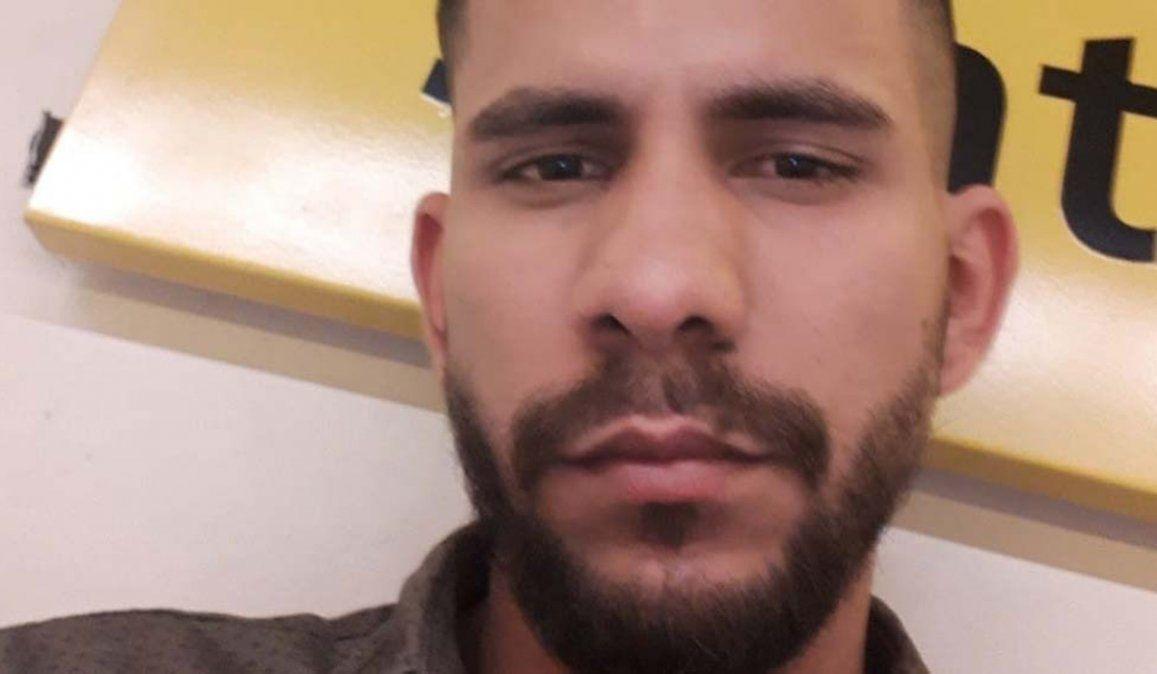 El joven venezolano quien trabajaba como barbero