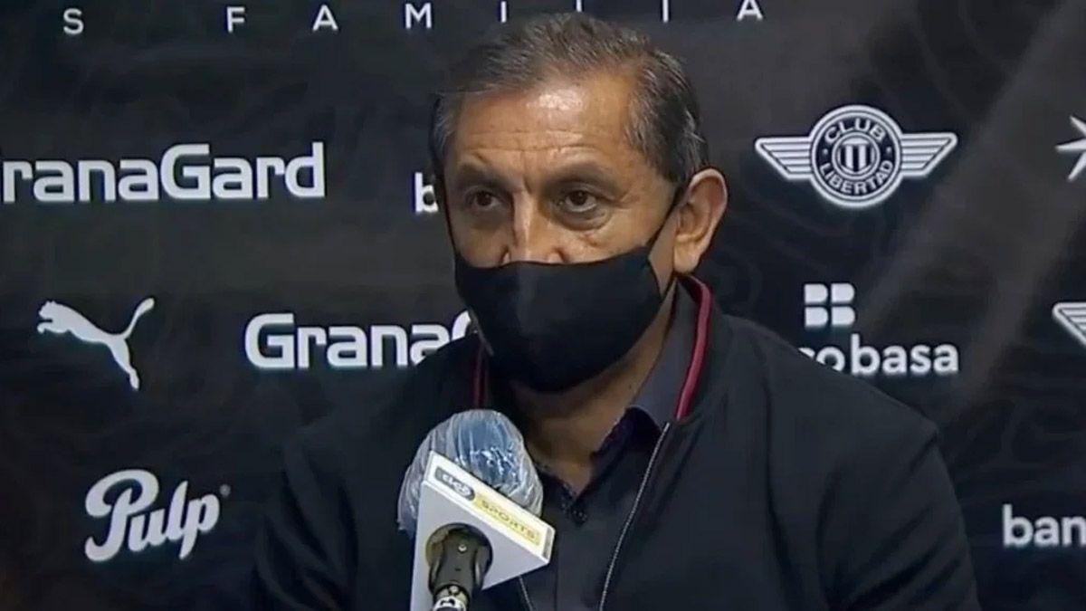Ramón Díaz le tiró buena onda a Boca