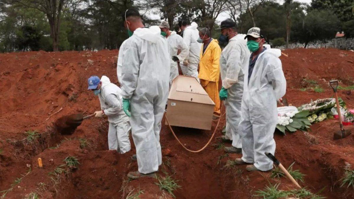 Brasil. Las nuevas cepas de coronavirus preocupan a toda la región.