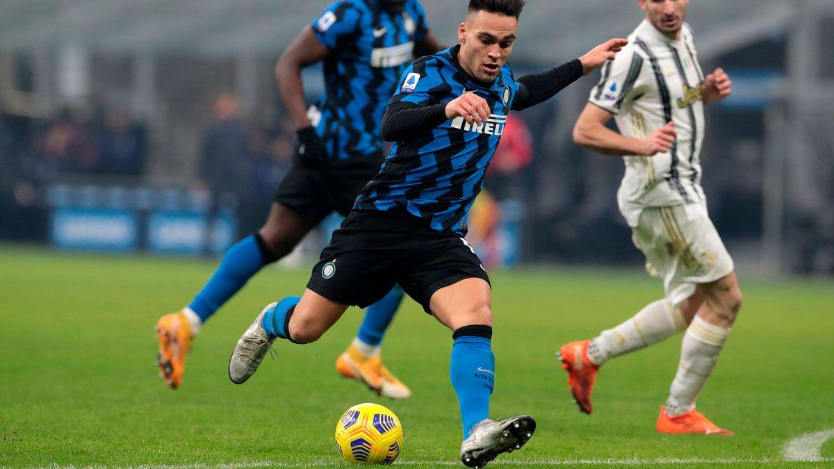 Inter logró un vital triunfo ante Juventus