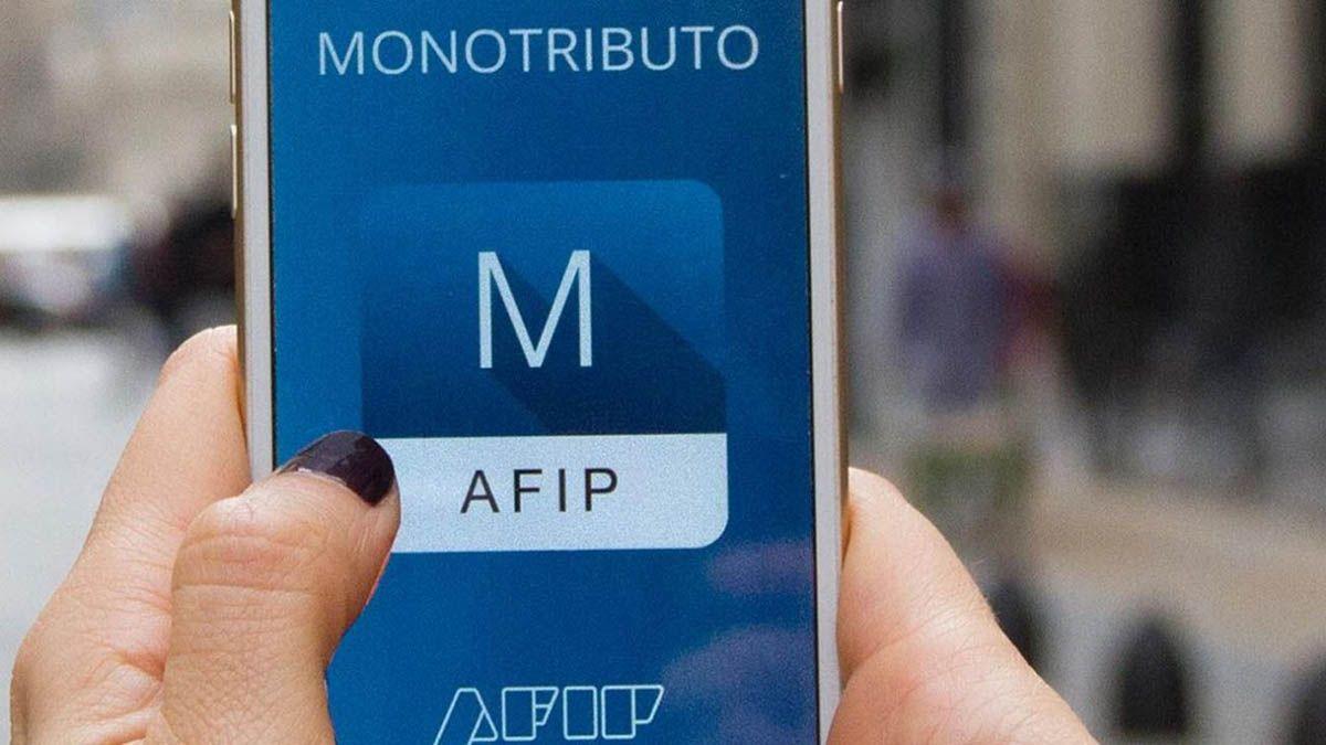 Diputados analiza el proyecto de alivio fiscal para monotributistas.