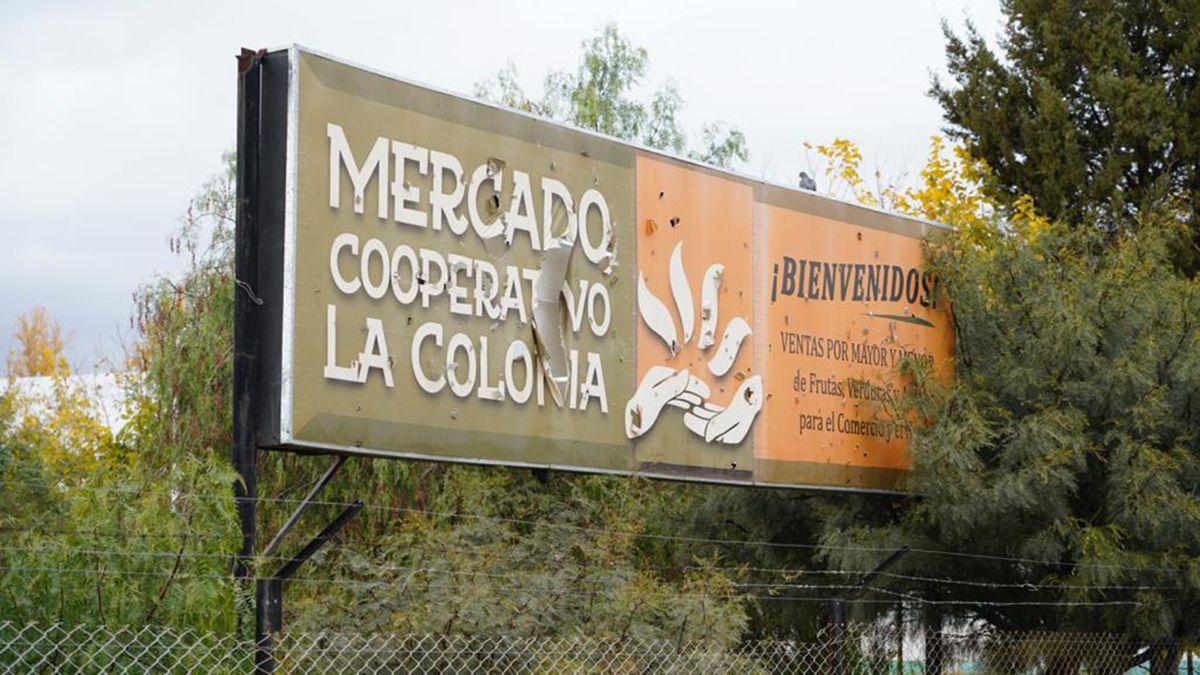 Quieren crear un parque urbano para potenciar al Mercado Cooperativo de La Colonia