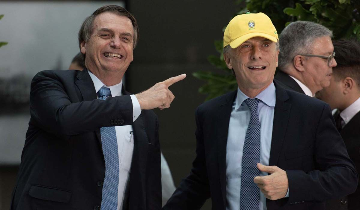 La extraña imagen que posteó Mauricio Macri haciendo referencia al furcio de Alberto
