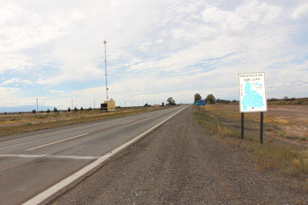 La doble vía Mendoza - San Juan fue incluida en el Presupuesto nacional 2021 y ya se comenzó a reubicar a los frentistas.