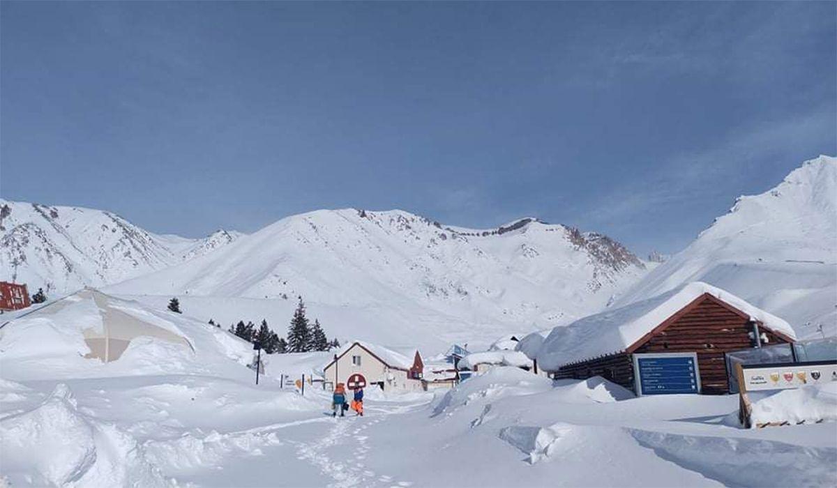 Nieve sí