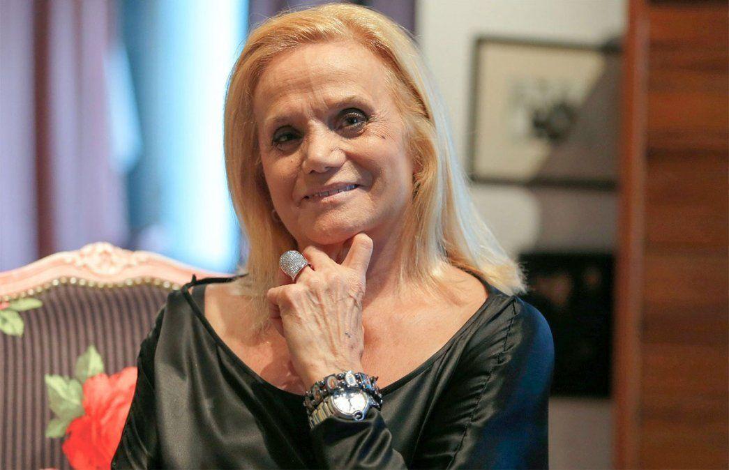 Elsa Serrano (73 años). Un incendio fatal se produjo en su departamento.
