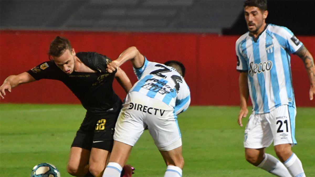 Talleres y Atlético Tucumán empataron en Córdoba