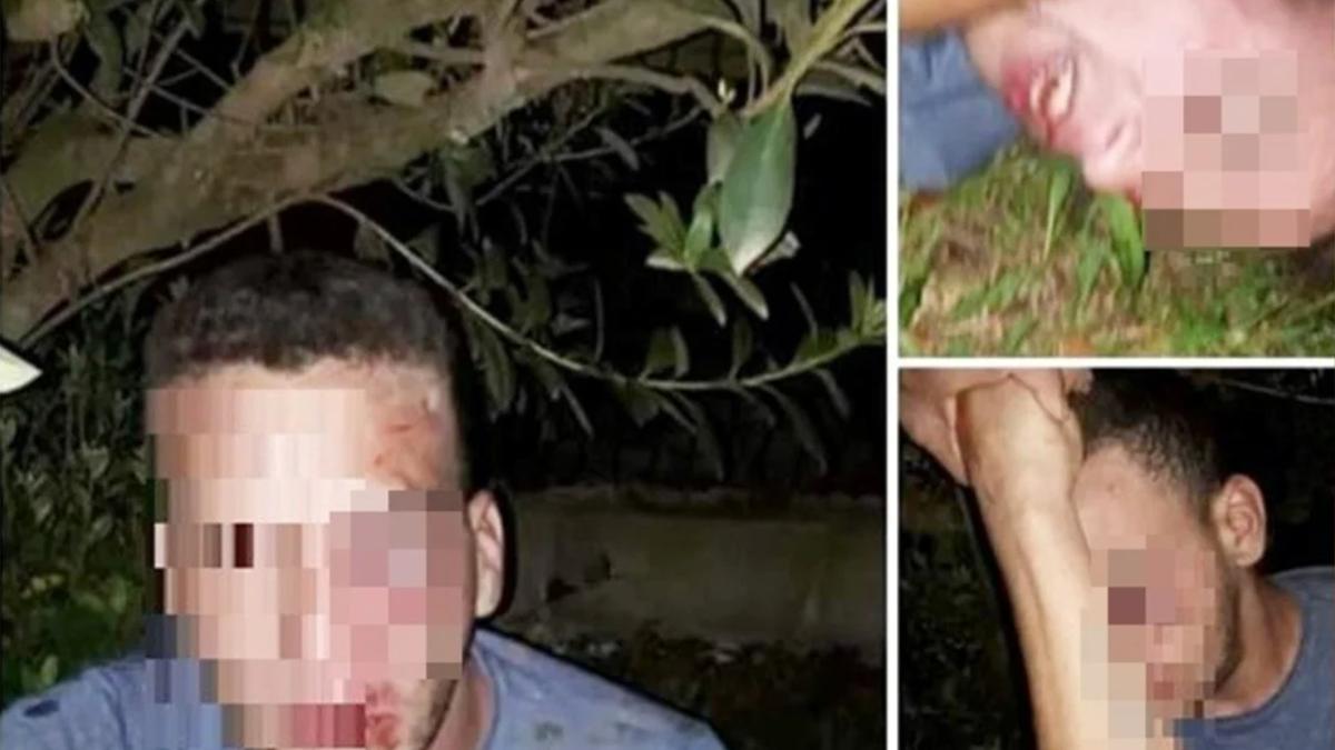 Pactó una cita con una menor de 12 años: fue golpeado, entregado a la policía y denunciado