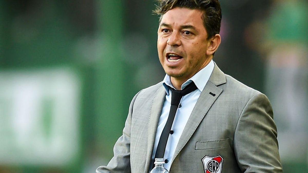 Marcelo Gallardo va por lo único que le falta en River: ganar la Liga Profesional de Fútbol.
