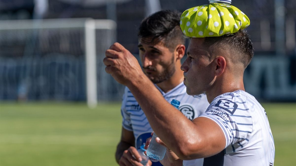 Matías Viguet y Juan Amieva le dieron la victoria a Independiente. Foto: gentileza Osvaldo Gagliardi.