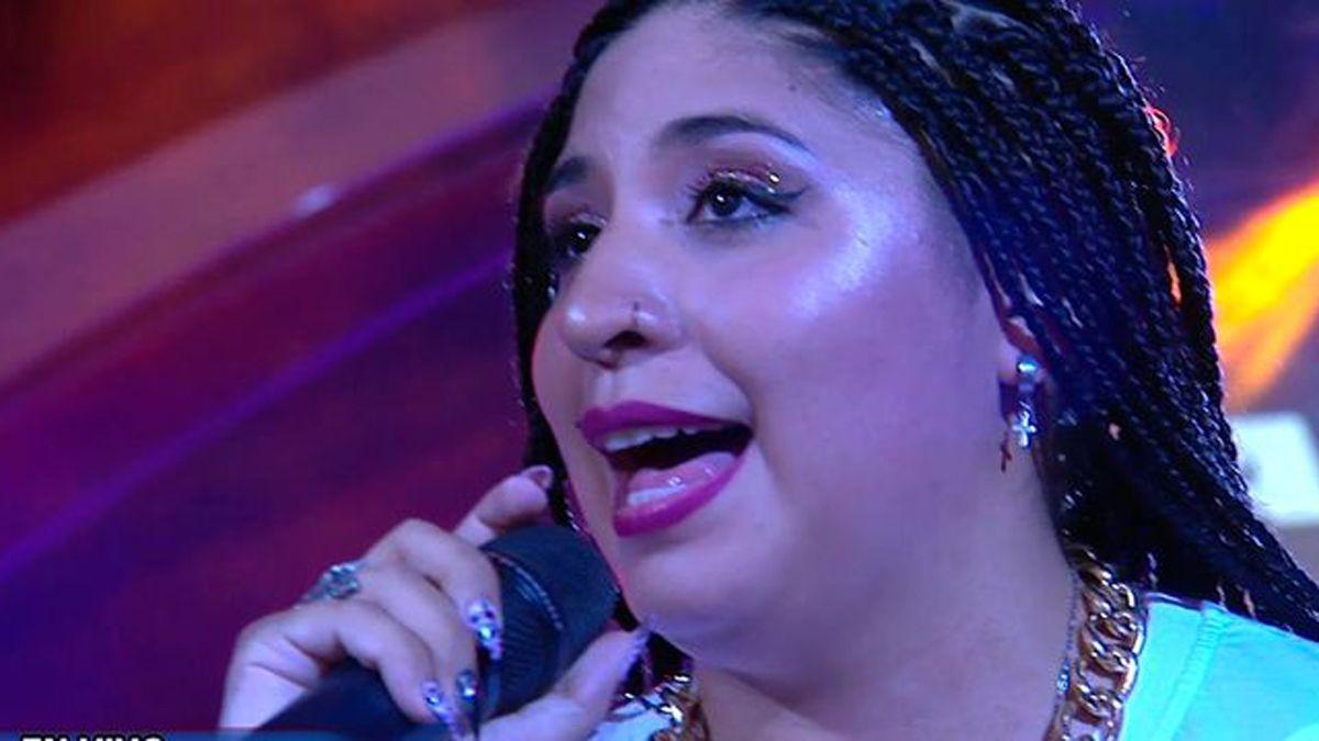 Rocío Quiroz.