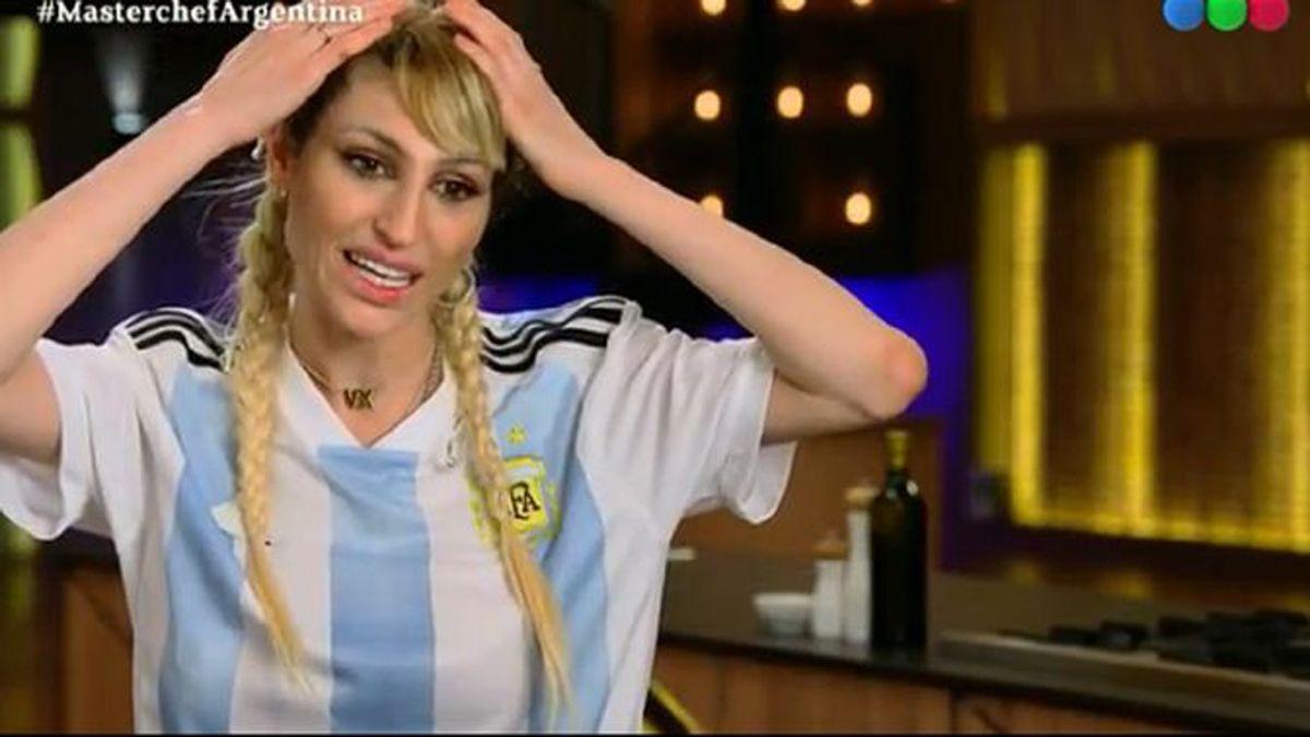 Vicly Xipolitakis se enojó con Sofía Pachano.