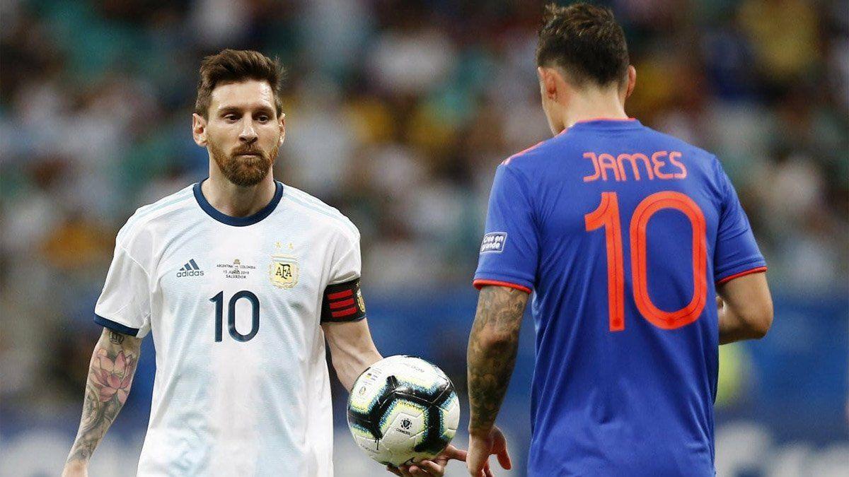 Argentina vs. Colombia en Barranquilla se jugará con público