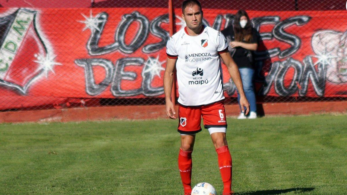 El defensor Fernando Moreyra