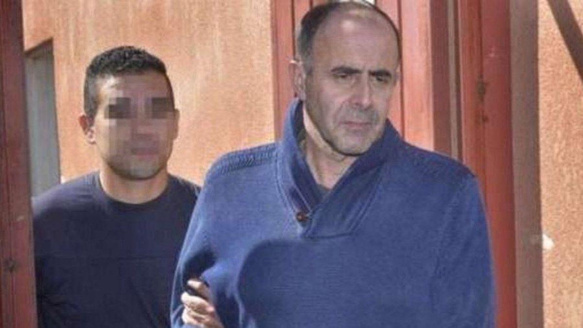 Leonardo Hisa. Sigue el juicio en su contra por el asesinato de quien fue su esposa