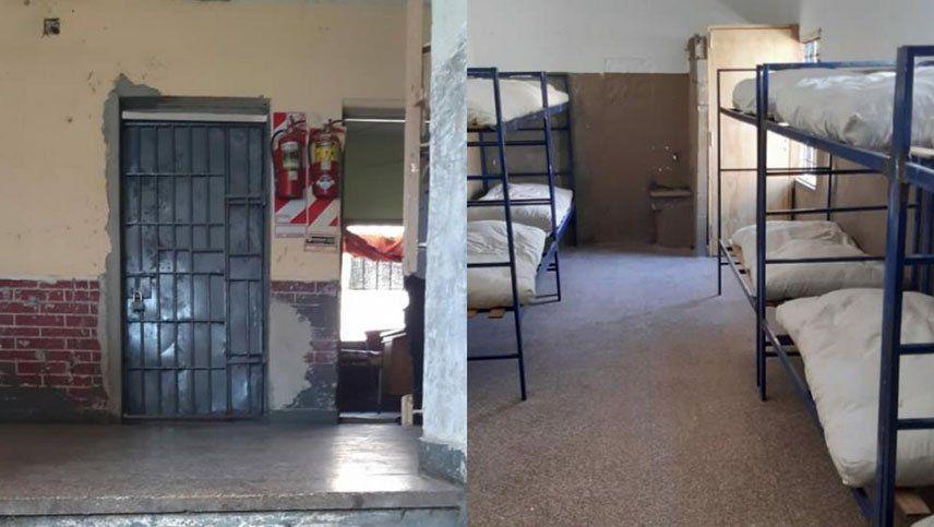 Estas son las amenazas de los presos de la cárcel de Dolores a los 10 rugbiers