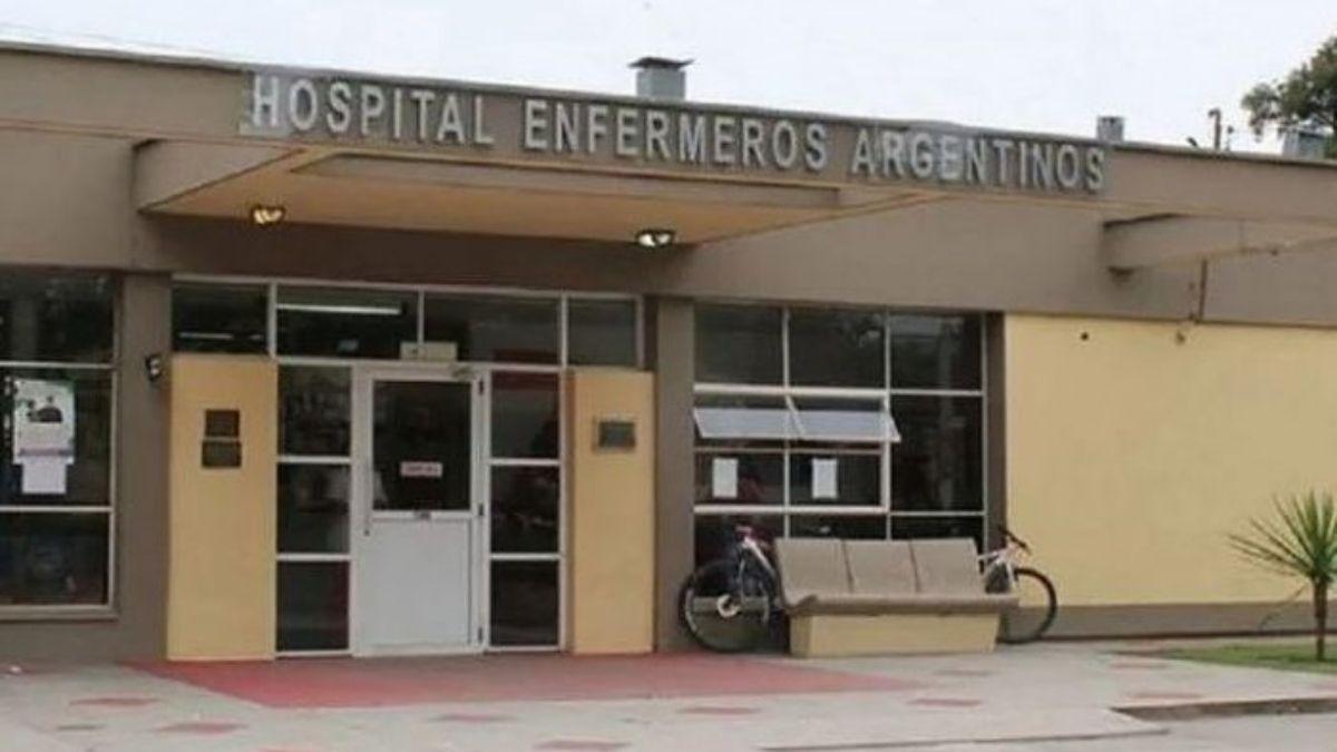 Según un informe del Hospital Enfermeros Argentinos