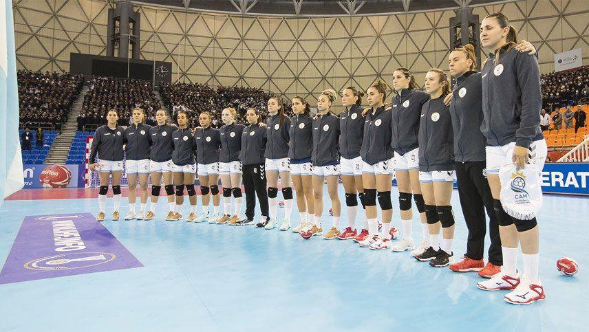El Preolímpico femenino de handball se jugará en marzo de 2021