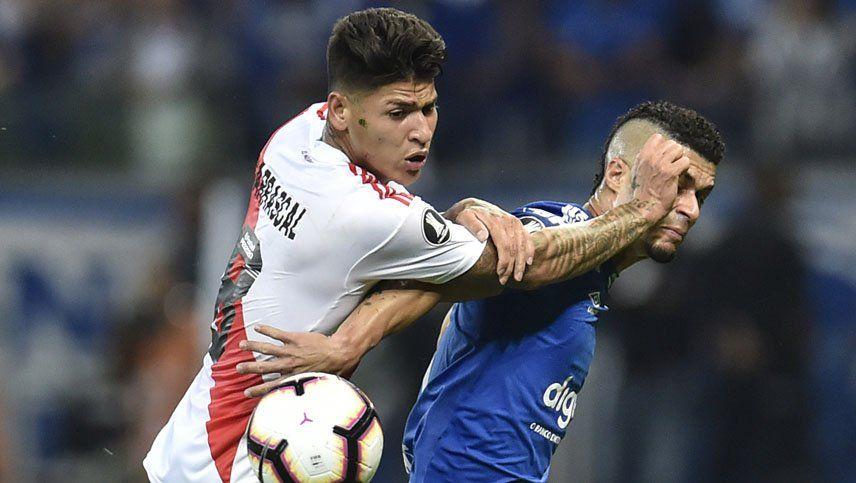 Jorge Carrascal, otro jugador que podría dejar River