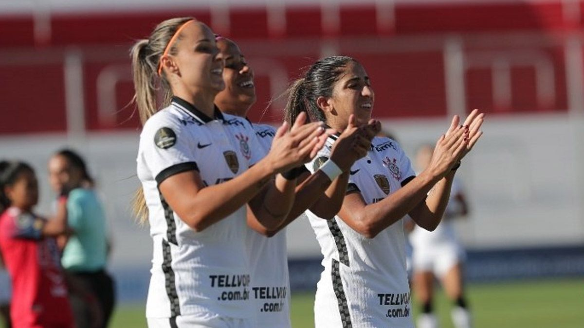 Corinthians no tuvo piedad y goleó ¡16 a 0!