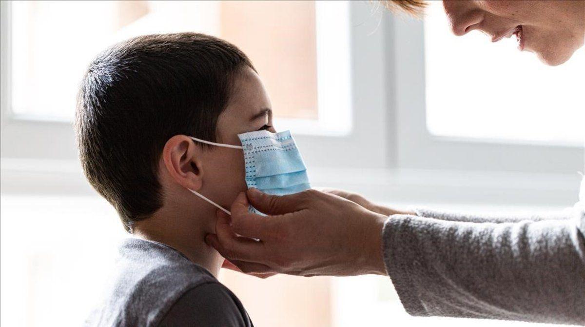 Covid en los niños: cómo detectar los síntomas a tiempo