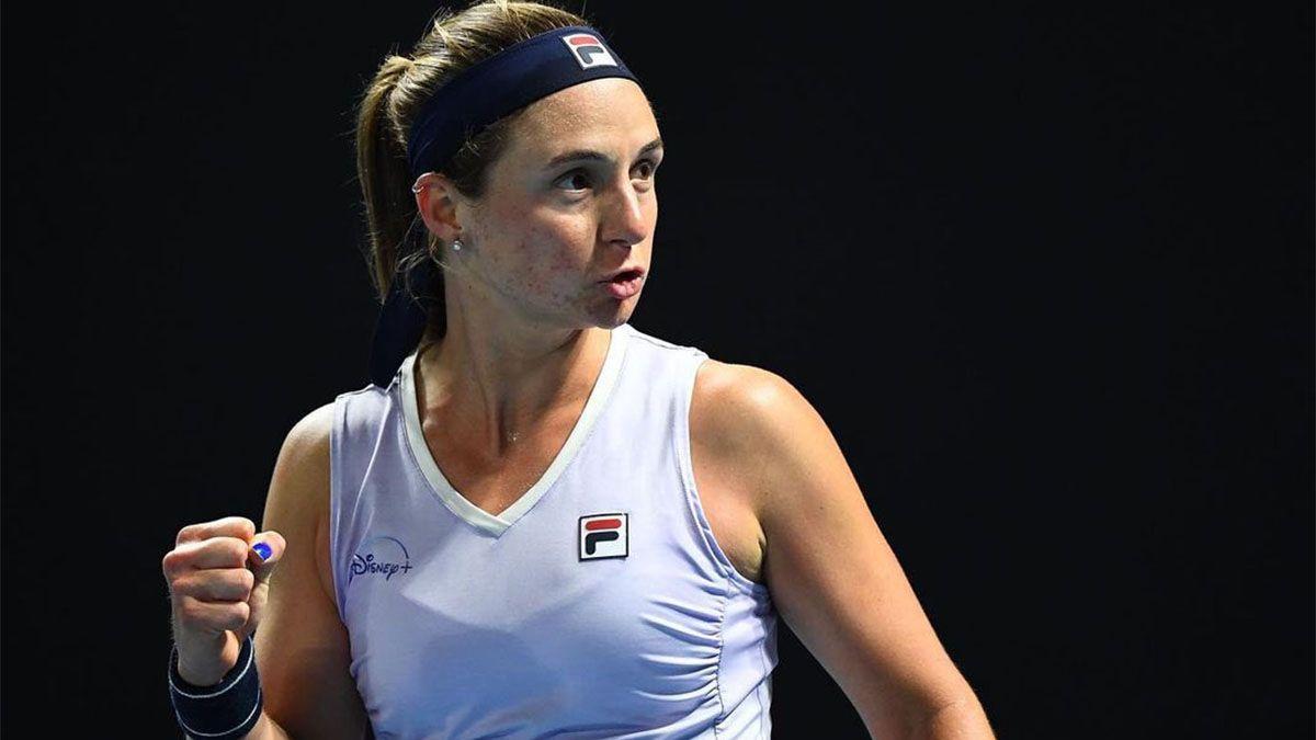 Podoroska debutó con un triunfo en el Masters 1000 de Miami