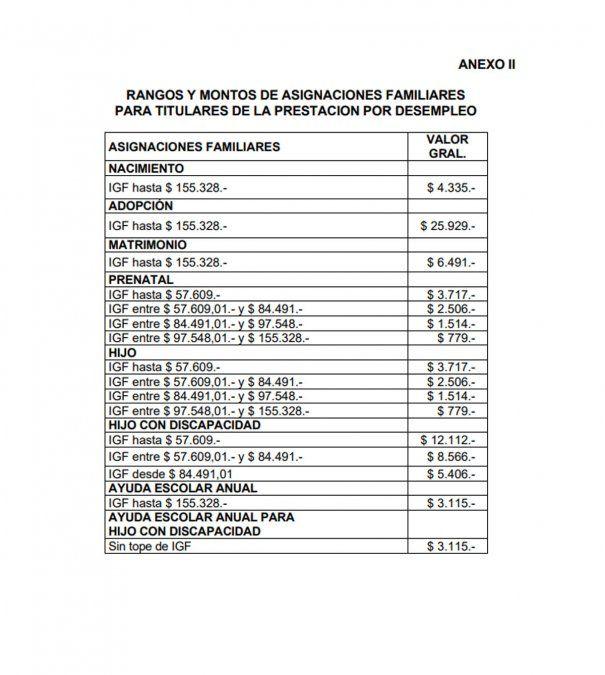 Aumento SUAF y Asignaciones Familiares: ANSES puso un límite