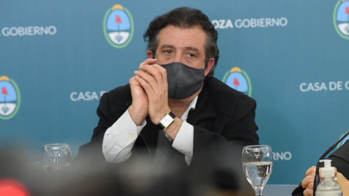 Victor Ibáñez detalló la pauta de gastos para el 2021 de su ministerio. El Presupuesto será analizado en la Legislaruta.