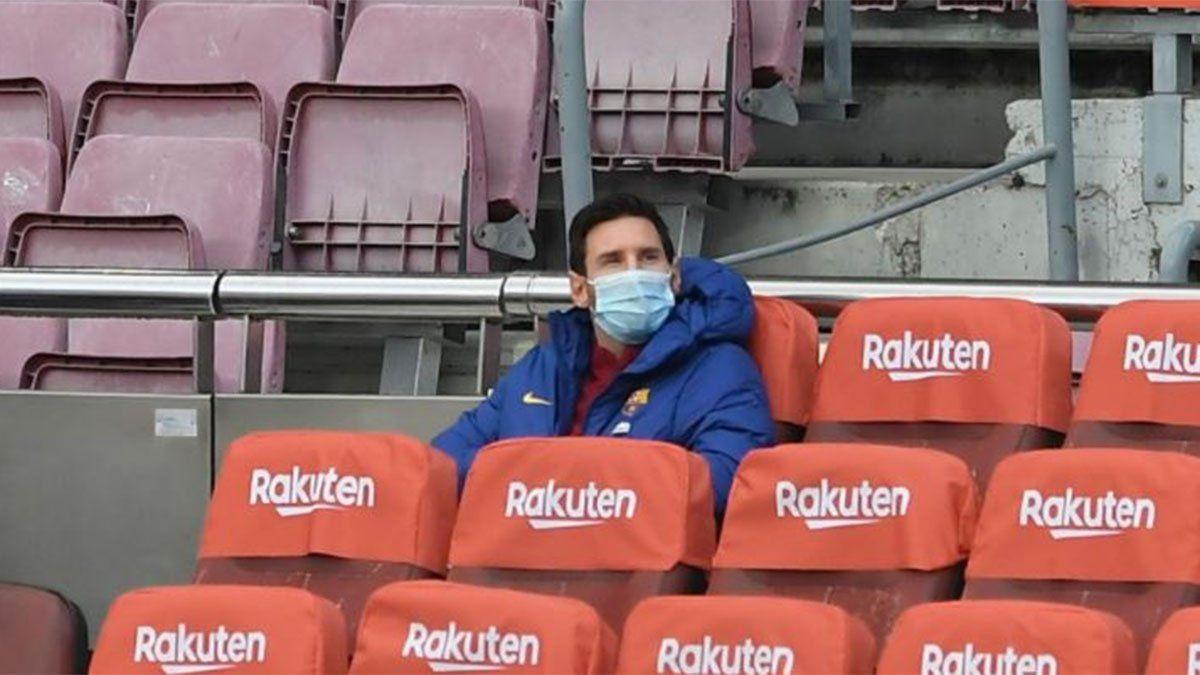 Me temo que será la última temporada de Messi, es triste