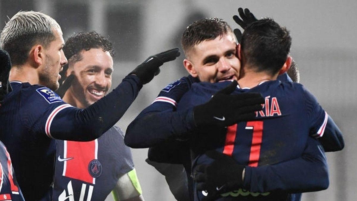 Icardi anotó y Pochettino ganó su primer título en el PSG