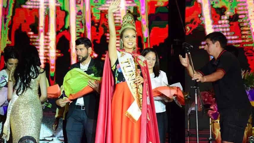 Con María Eugenia Serrani, Tunuyán sueña con la corona vendimial 2020