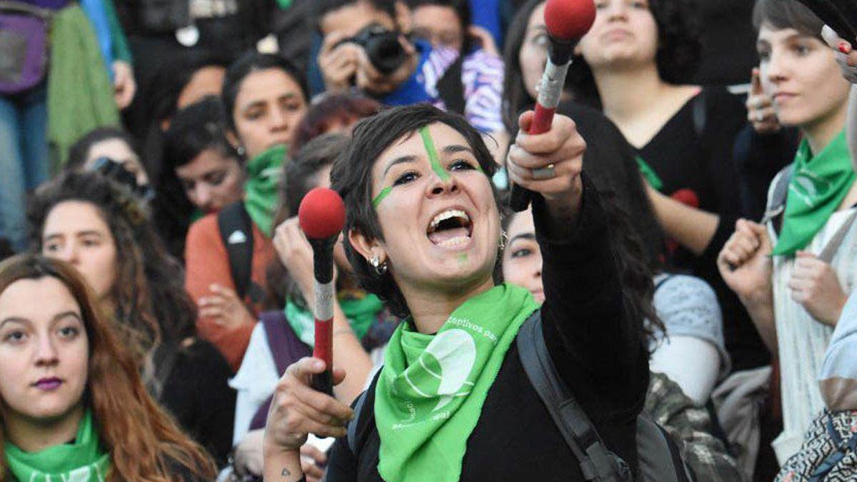 Manifestantes a favor del aborto se reunirán