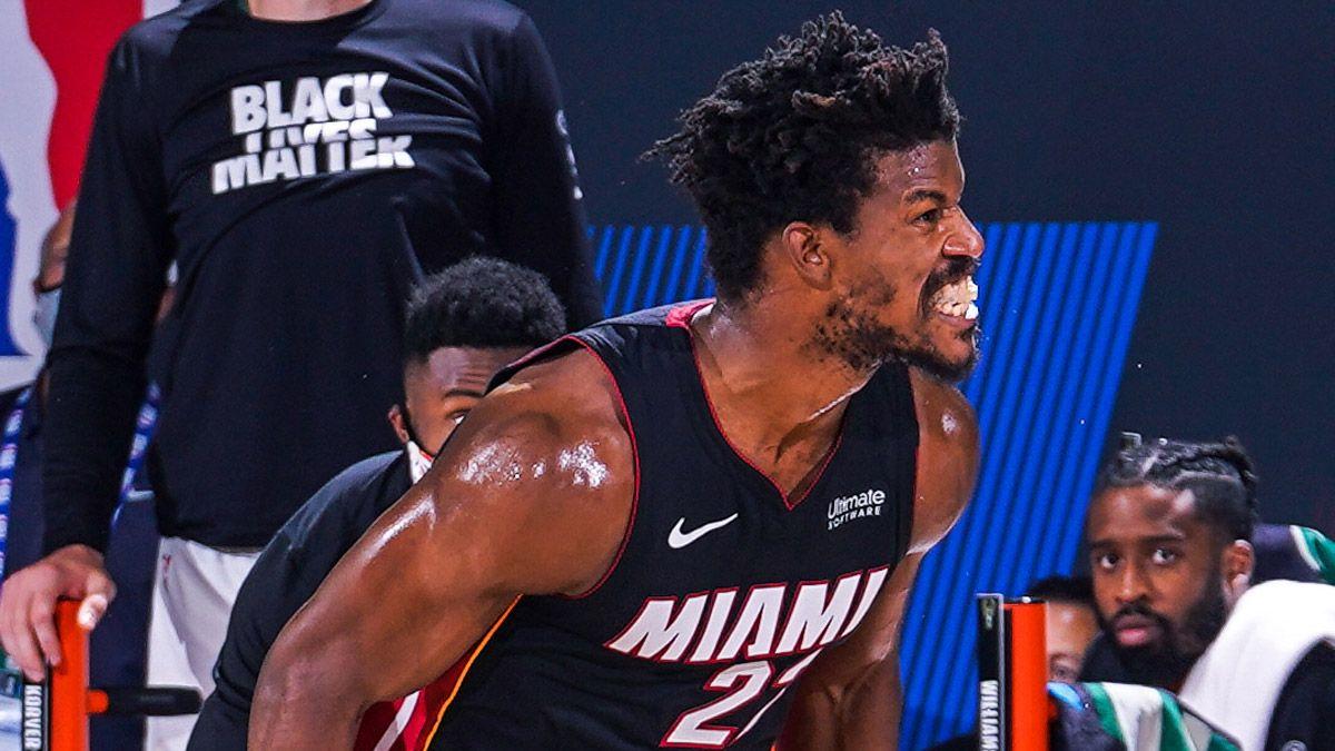 Miami Heat se adelantó en la semifinal del Este de la NBA