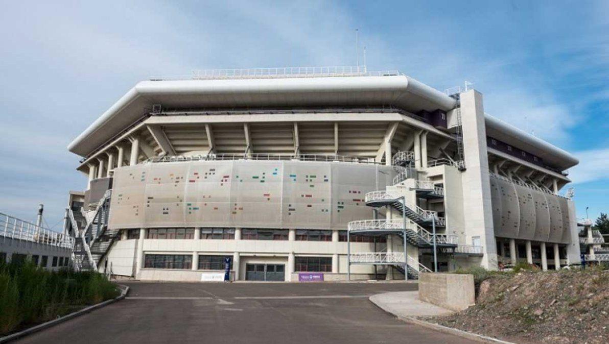 La UNCuyo trabajó en un Protocolo para exámenes presenciales para Medicina y fue aprobado por Salud. Se tomará en el estadio Aconcagua Arena.